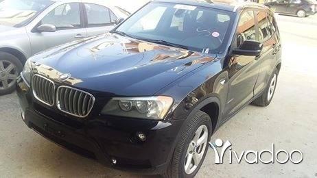 BMW in Chtaura - Bmw X3 2011 ajnabi clean carfax excellent