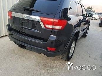Jeep in Beirut City - Grand cherokee 2012 .