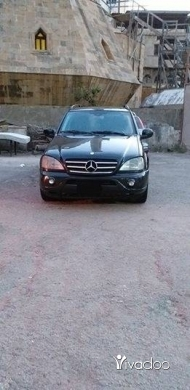 Mercedes-Benz in Beirut City - ML 350 model 2000 full options kter ndef