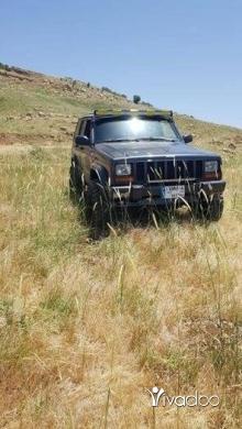 Jeep in Aley - Xj 1990