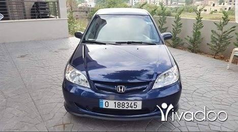Honda in Nabatyeh - Honda civic automatic mod 2004