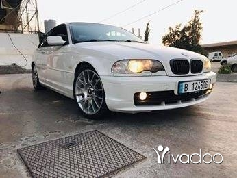BMW in Tripoli - bmw e46. . ( for sale or trade)