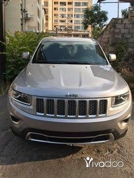 Jeep in Beirut City - Grand cheroke 2015 limted
