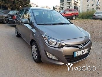 Hyundai in Khalde - Hyundai i20 2013