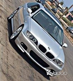 BMW in Tripoli - bmw e46 coupe