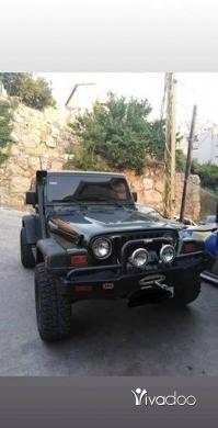 Jeep in Baabdat - For sale wrangler TJ 1998