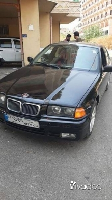 BMW in Port of Beirut - بيأم بوي
