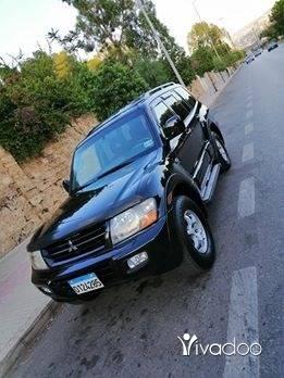 Mitsubishi in Beirut City - PAJERO MODEL 2002 LIMTED 4X4 FULL OPTION