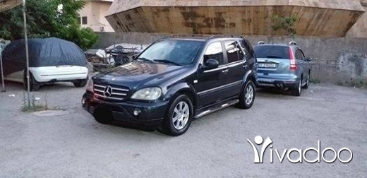 Mercedes-Benz in Saida - ML 350 model 2000 full options kter ndef