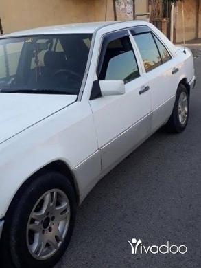 Mercedes-Benz in Tripoli - 260 انقاض ميكانيك نضيف دواليب نضاف