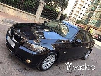 BMW in Tripoli - بي ام ٣٢٠ موديل ٢٠٠٩ ٤ سيلندر شركه لبنانيه