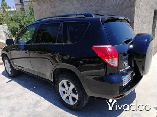 Toyota in Beirut City - Rav4 2007 limited