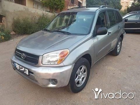 Toyota in Khalde - Rav4 2004 full 2wd