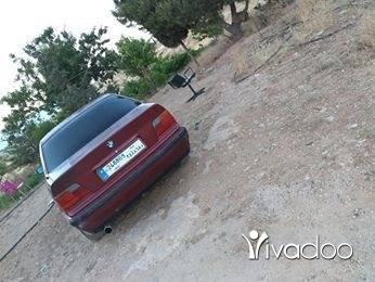 BMW in Baalback - Boy 325 model 91