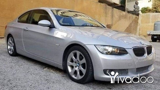 BMW in Beirut City - 325 BMW 2007 Company Source One Owner only.90 000 KM as new Condition-No Accidents-European specs