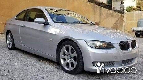 BMW in Beirut City - 325 BMW 2007 Company Source One