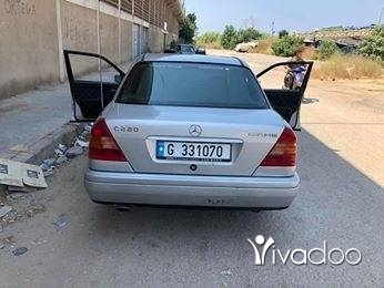 Mercedes-Benz in Tripoli - Mercedes C220 Model 94 Full Options