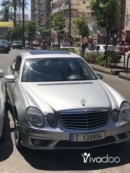 Mercedes-Benz in Mina - .E320/2003