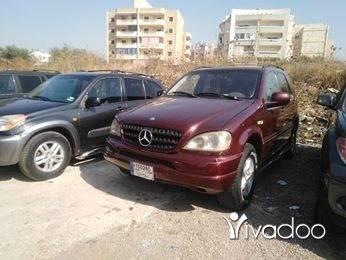Mercedes-Benz in Tripoli - مكنيك نضيف بويا فرش كلو