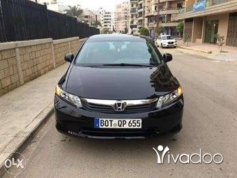 Honda in Tripoli - Honda civic 2012 Lx