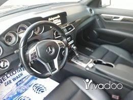 Mercedes-Benz in Tripoli - Mercedes c 350 model 2012
