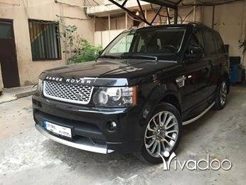 Land Rover in Beirut City - Range rover sport hse 2006