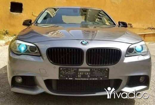 BMW in Beirut City - One of the Best BMW 535/2011 Company Source fully loaded:-80 000 KM (with 6 months warranty)