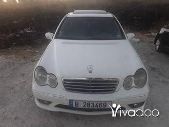 Mercedes-Benz in Haret Saida - ميني غواصة 230موديل2006