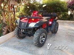 Aprilia in Tripoli - atv 500 cc ma3 moto skyweef 400cc