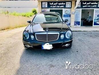 Mercedes-Benz in Haret Saida - E 350 - 2007