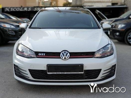 Volkswagen in Beirut City - 2014 VW GTI MK7 / European specs / No accidents / Fully loaded !