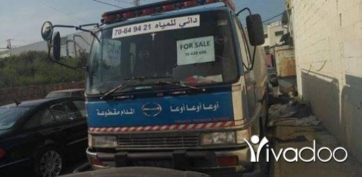 Trucks in Dekouaneh - hino 07 turbo