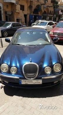 Jaguar in Mina - Jaguar S-type modele 2001
