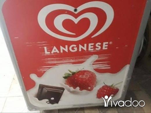 Freezers in Tripoli - ثلاجة LANGNESE للبيع