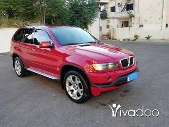 BMW in Nabatyeh - X5 2001