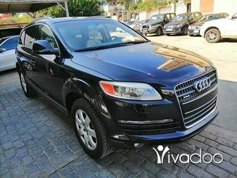 Audi in Beirut City - Audi Q7 2007