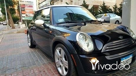 Mini in Beirut City - ميني موديل 2005