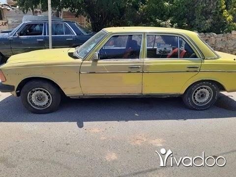Mercedes-Benz in Mina - لف ٢٣٠