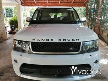 Land Rover in Beirut City - Range rover HSE 2012
