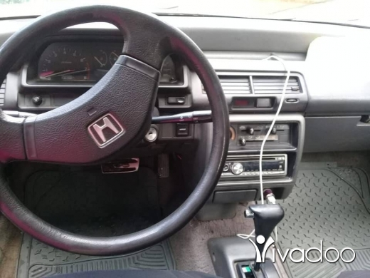 Honda dans Sir Denniyeh - Honda civic model 89 enkad