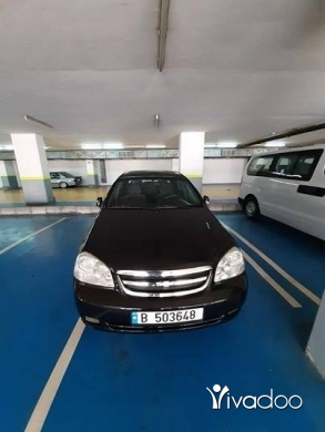 Chevrolet in Beirut City - شفروليه اوبترا موديل 2008 فل اوبشن اوتوماتيك رقم التلفون70880023 للجادين فقط