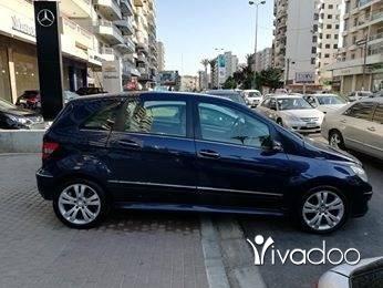 Mercedes-Benz in Beirut City - Mercedes B170 2007 مصدر شركة لبنانية