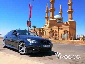 BMW in Tripoli - Bmw E60
