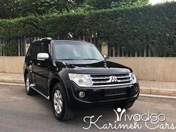 Mitsubishi in Tripoli - Mitsubishi Pajero
