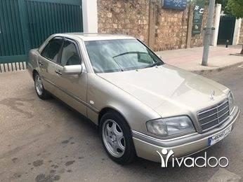 Mercedes-Benz in Nabatyeh - C230 sayara 7elwe 1997