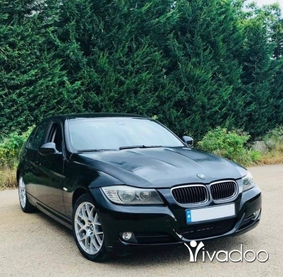 BMW in Tripoli - BMW 320 Model 2009 - Sherkeh Lebneniyeh - Super Clean Car - السيارة خارقة مبدها شي