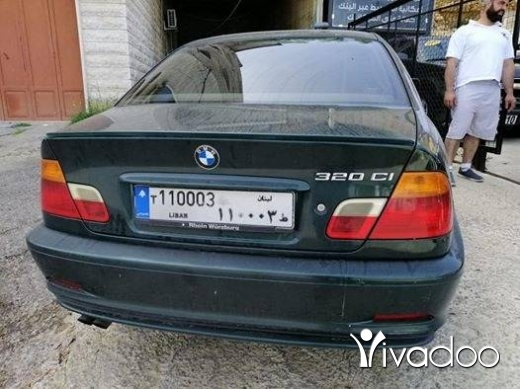 BMW in Aramoun - Bmw e46 model 2000