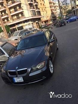 BMW in Mina - سيارة بأم موديل ٢٠٠٦
