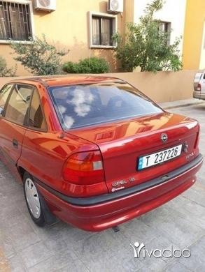 Opel in Tripoli - ازبل استرى