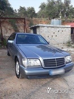 Mercedes-Benz in Zgharta - Mercedes 500 se . 92 .